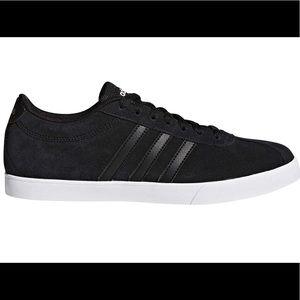 Adidas Black Neo Comfort Footbed Sneakers